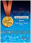 Gold Medal Small & Friendly, 2018