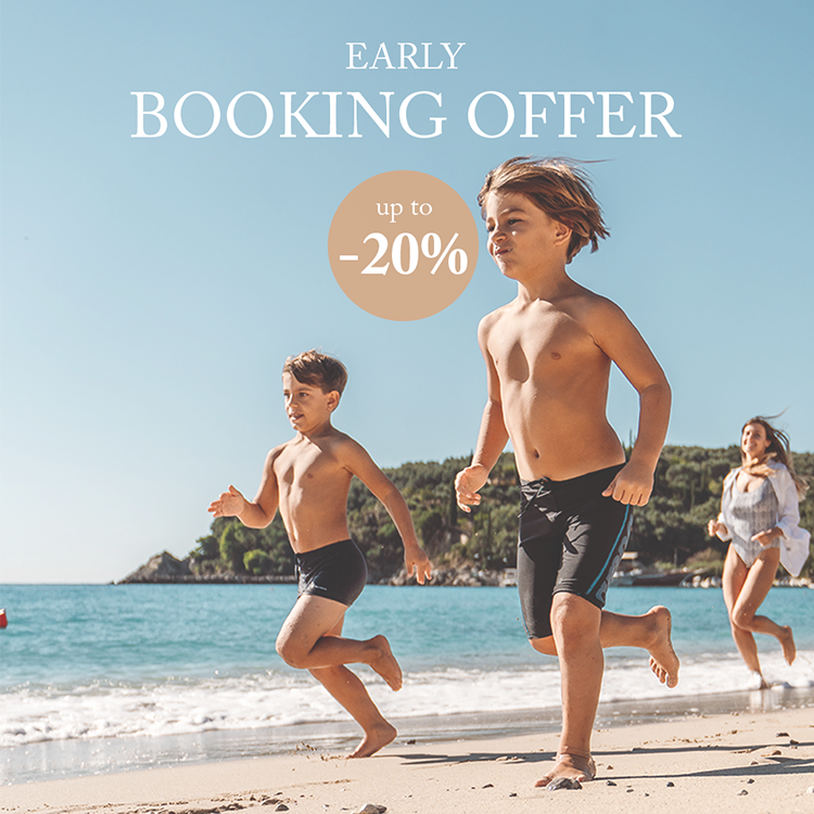 Early Booking Offer -20%